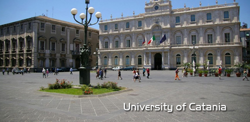 university of catania